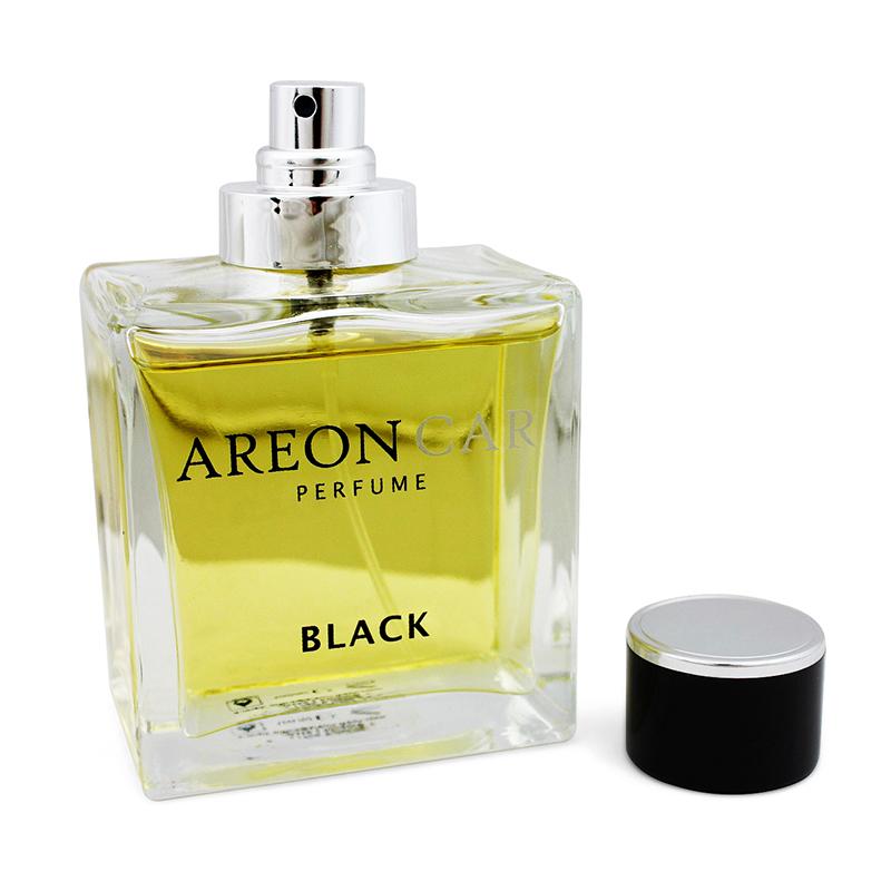Nước hoa ô tô Areon Car Perfume 100ML Black CP01