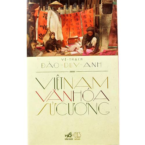 Việt Nam văn hóa sử cương