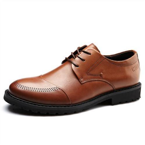 Giày da nam CDD F2100 đẳng cấp quý ông