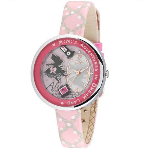 Đồng hồ nữ Mini MN1093 Mặt thỏ ngộ nghĩnh cá tính