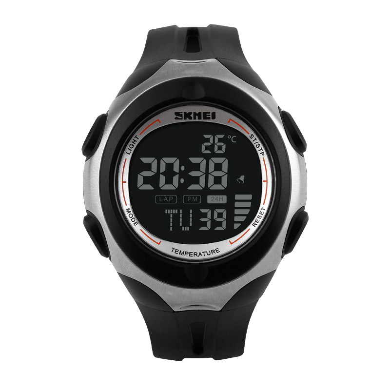 Đồng hồ thể thao nam Temperature Skmei 1080