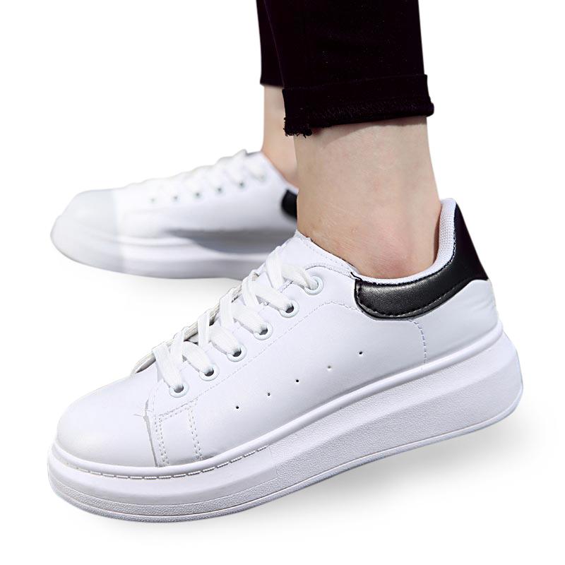 Giày sneaker nam buộc dây đục lỗ Oubejargon