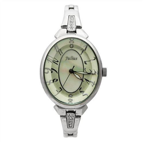 Đồng hồ nữ mặt oval Julius JA-444