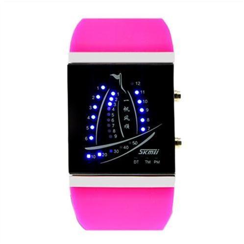 Đồng hồ nữ LED Skmei Thuận Buồm Xuôi Gió