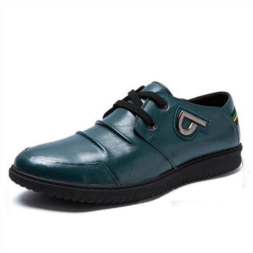 Giày da nam CDD 5811 - Gấp vân độc đáo