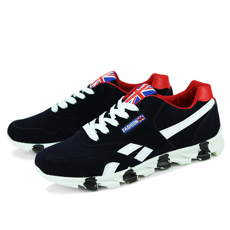 Giày sneaker nam cờ Anh Oubejargon
