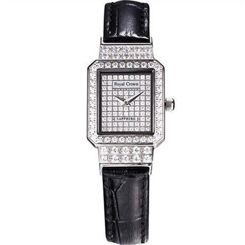 Đồng hồ nữ Royal Crown 3627A nạm pha lê