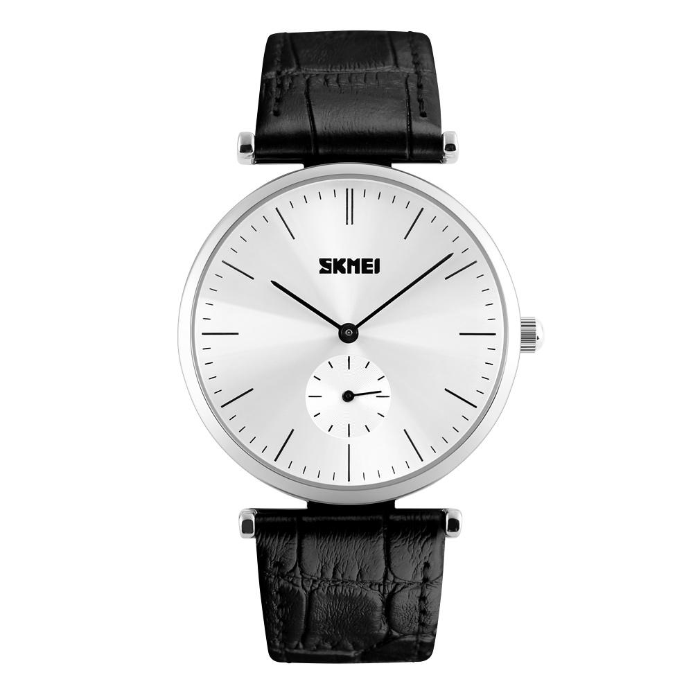 Đồng hồ nam Skmei Dress watch mặt xoay ảo ảnh
