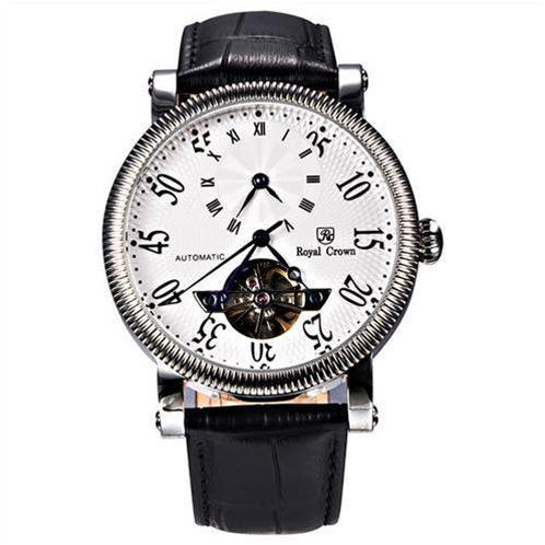 Đồng hồ cơ Royal Crown 8306