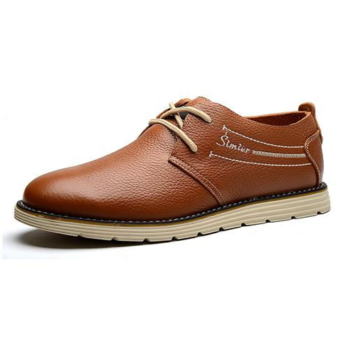 Giày da nam ấn tượng Simier 8127
