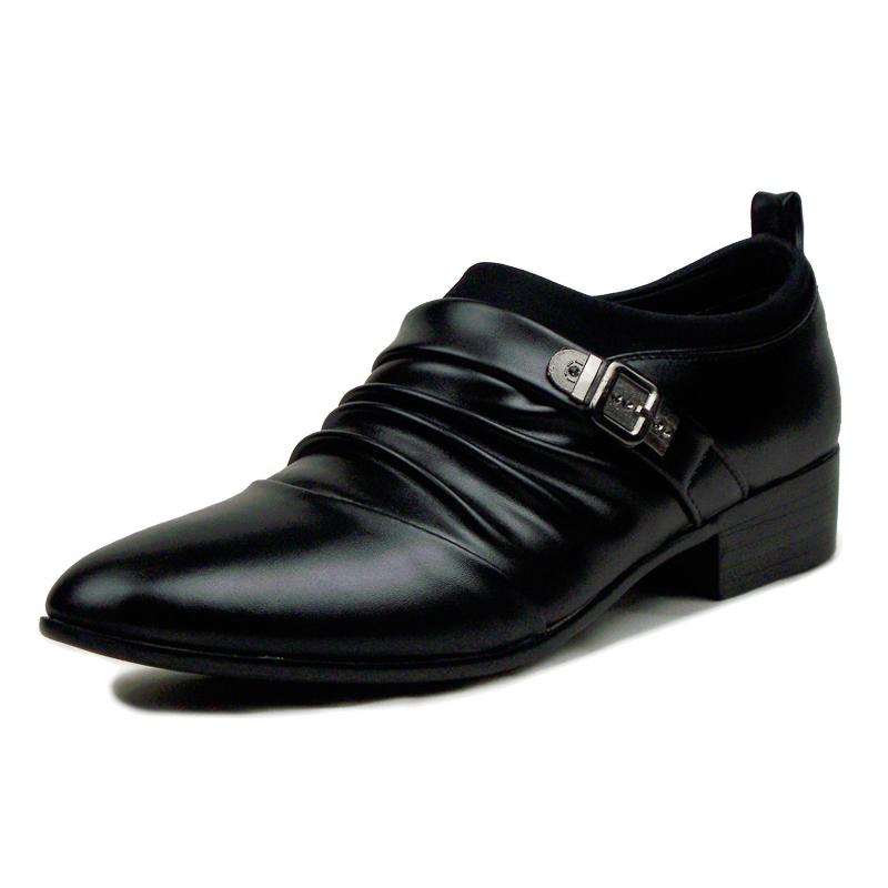 Giày lười nam tăng chiều cao Lorbuk (5cm)