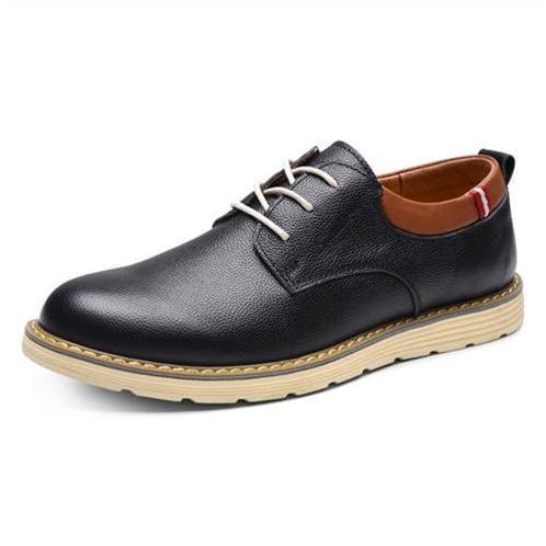 Giày da nam phong cách Simier 6638
