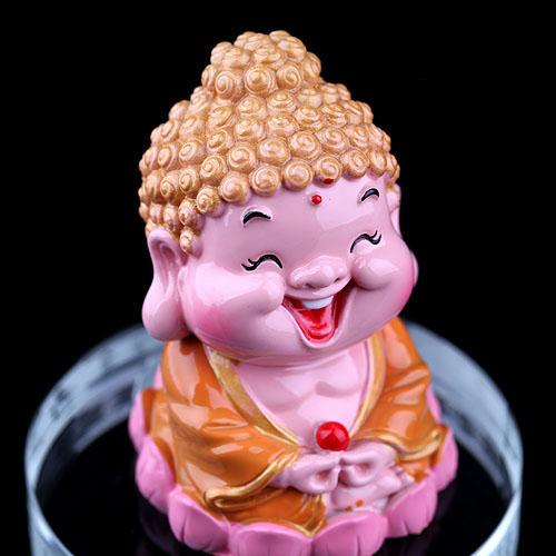Nước hoa ô tô tượng Phật Như Lai Kanoch