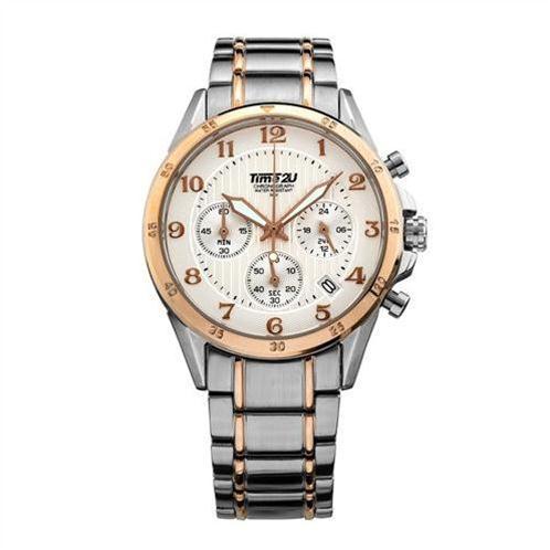 Đồng hồ nam thời trang Time2U Phong Cách Sang Trọng