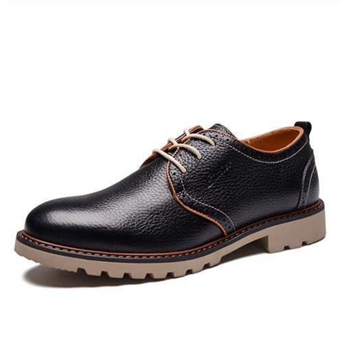 Giày da nam thời trang Simier 6761