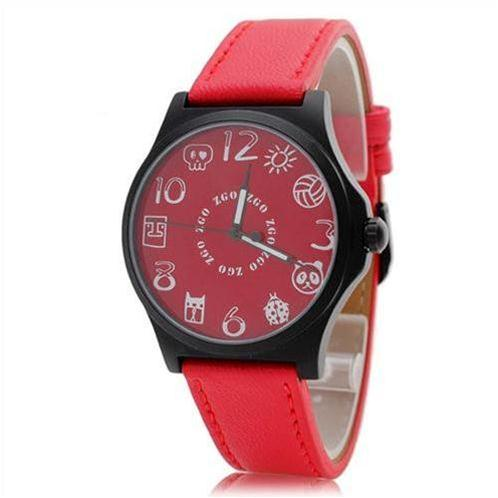 Đồng hồ thời trang KIMIO trẻ trung đáng yêu