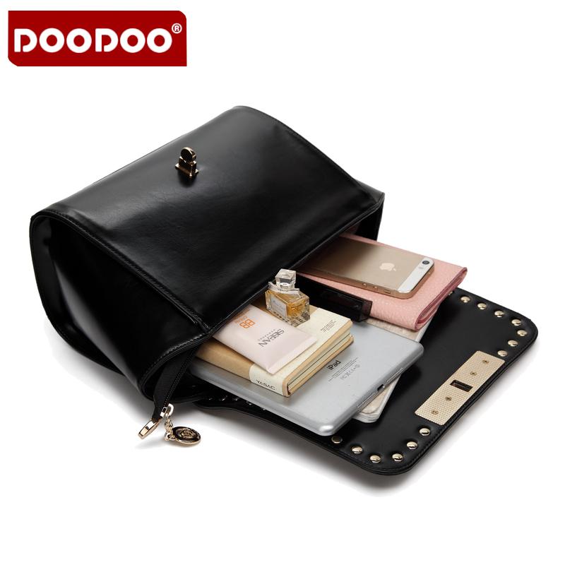 Túi xách Swing bag đinh tán DooDoo