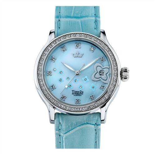 Đồng hồ nữ dòng cơ automatic Time2U 91-58941
