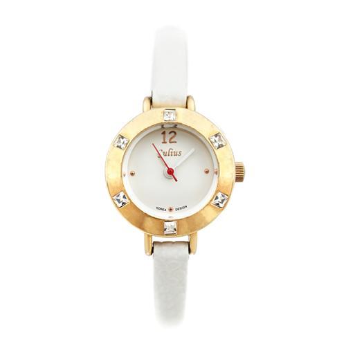 Đồng hồ nữ dây da thời trang Julius JA-677