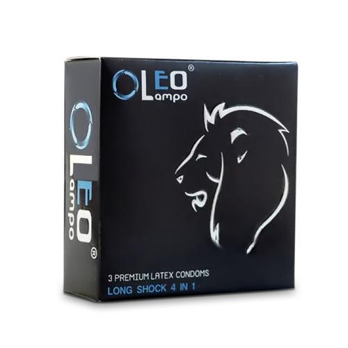 Bao cao su Oleo Lampo 4in1 đa tính năng