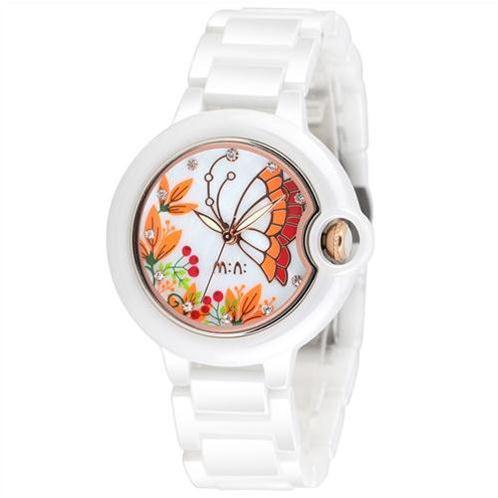 Đồng hồ nữ Mini MN1099 cánh bướm mùa xuân