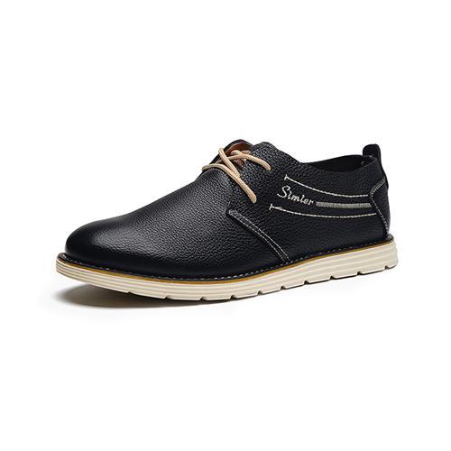 Giày da nam độc đáo Simier 8127