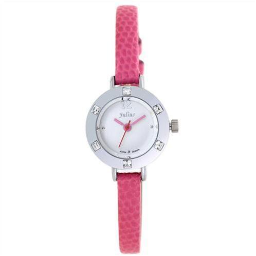 Đồng hồ nữ dây đeo da Hàn Quốc Julius JA-677