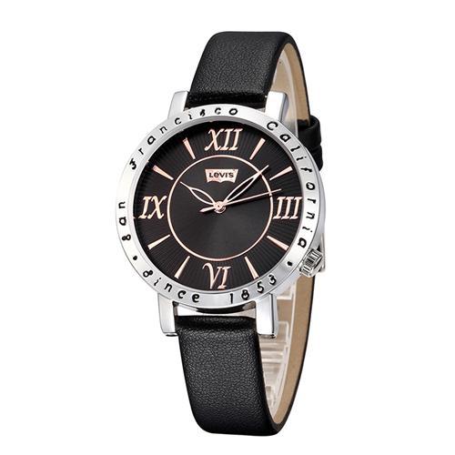 Đồng hồ nữ Levis LTJA2302 máy quartz, chống nước