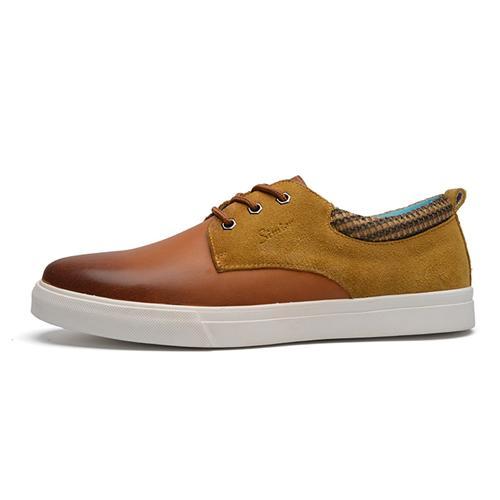 Giày da nam Simier 8115 - Kiểu dáng lịch lãm