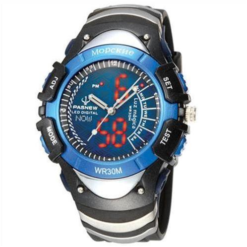 Đồng hồ thể thao PASNEW LED-008 nổi bật cá tính