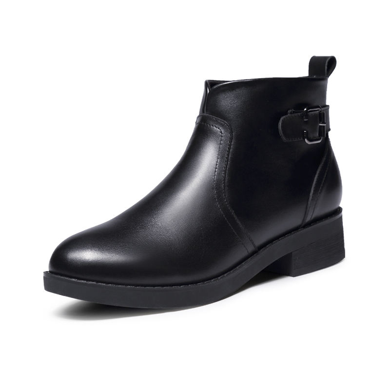 Giày Chelsea boots nữ Acesc