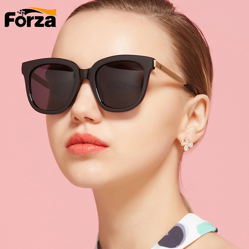 Kính mắt unisex tráng gương Wayfarer Forza