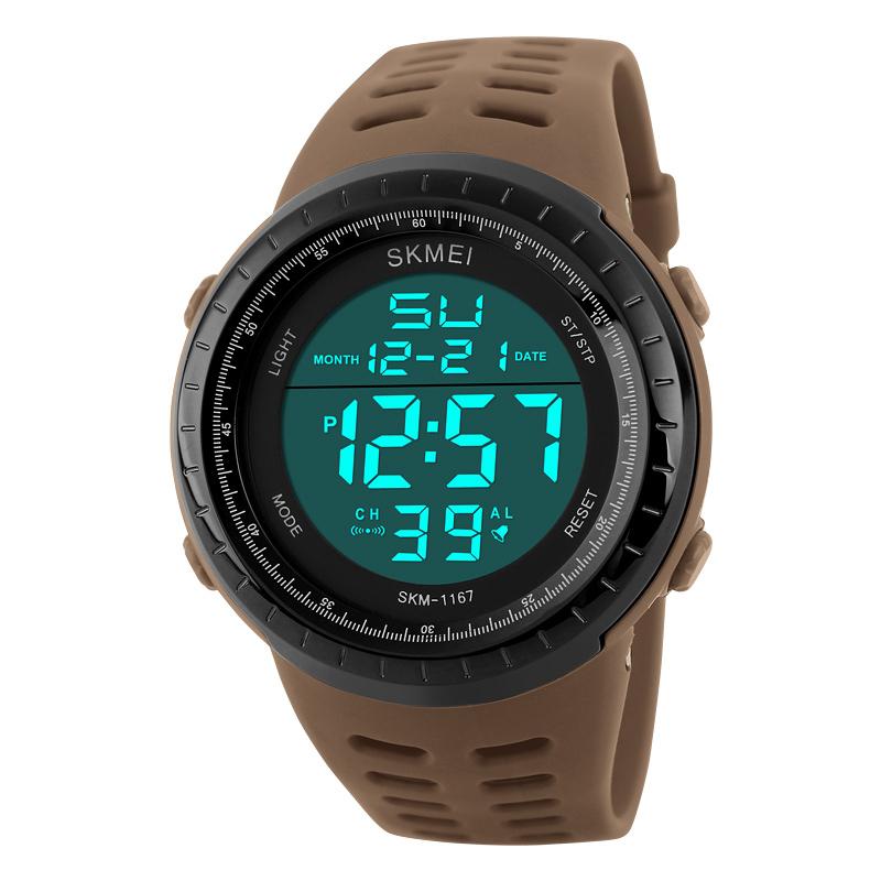 Đồng hồ điện tử thể thao nam Skmei Digital dạ quang