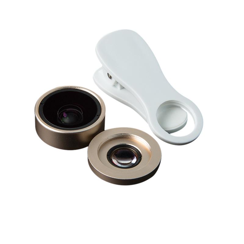 Ống kính rời Cuaslei cho điện thoại (Bộ 3 sản phẩm)