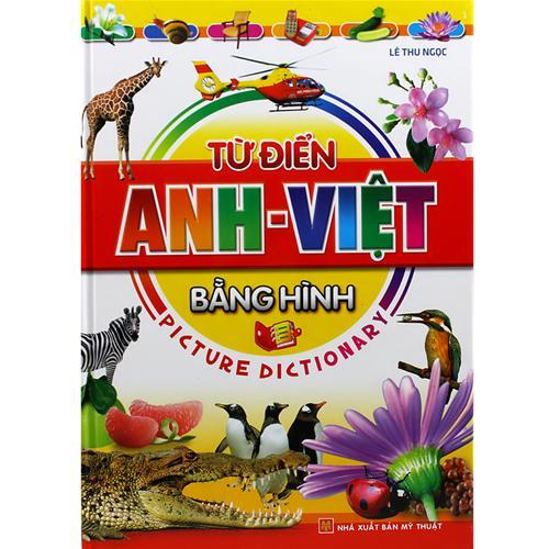 Từ điển Anh việt bằng hình