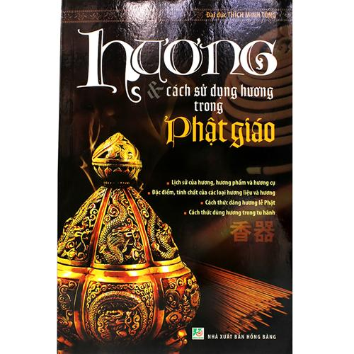 Hương và cách sử dụng hương trong Phật giáo