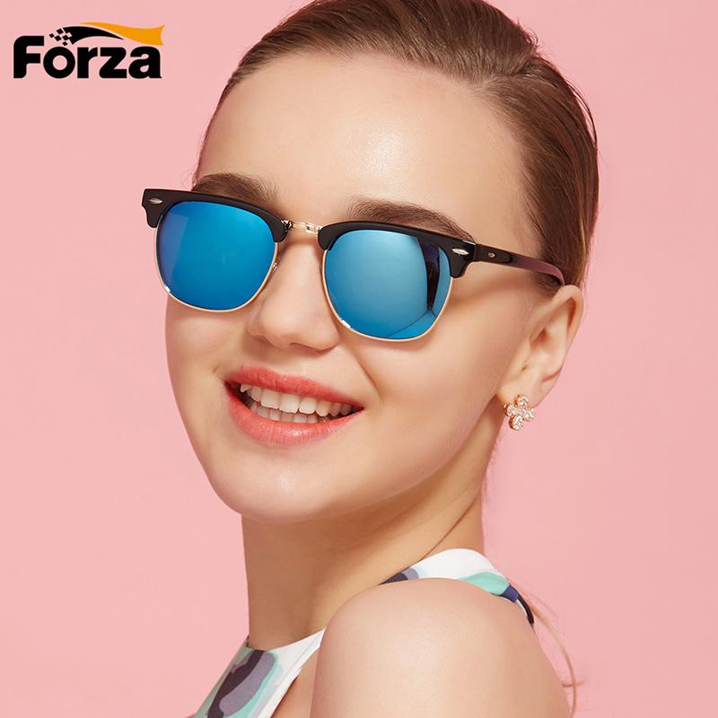 Kính mắt unisex nửa gọng Forza