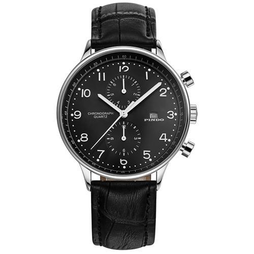 Đồng hồ nam Pindo PD-SS0058 Máy quartz đa năng