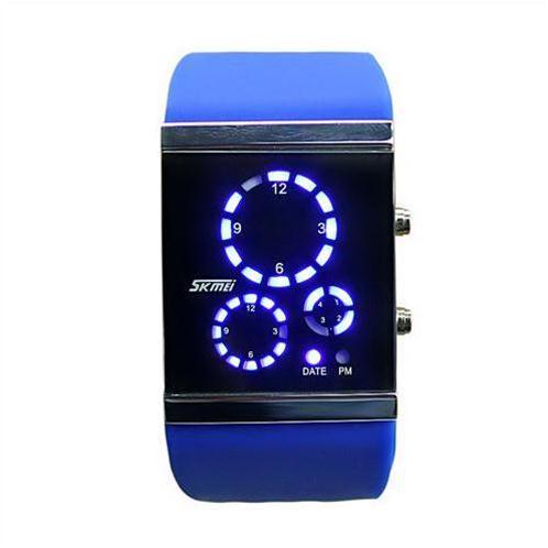 Đồng hồ Skmei SK – 0984 Vòng Tròn Thời Gian