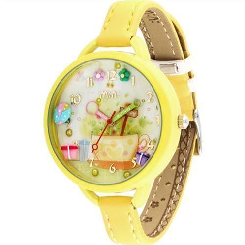 Đồng hồ nữ Mini MN961 thế giới sắc màu cá tính