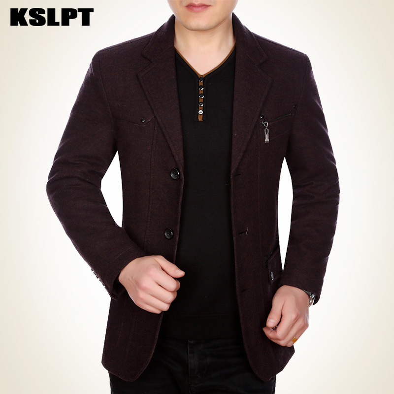 Áo Blazer nam KSLPT style Retro