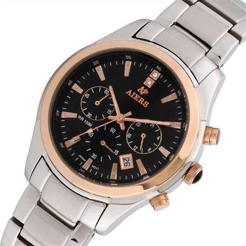 Đồng hồ nam Aiers B111G