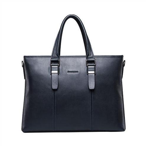 Túi xách nam Teemzone T0921 màu xanh