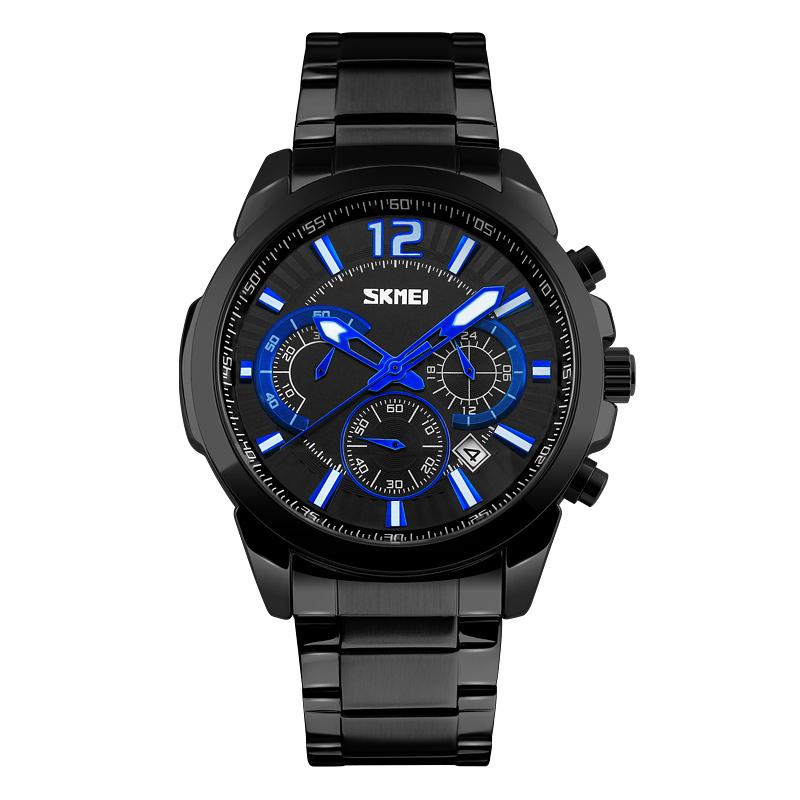 Đồng hồ nam phi công Skmei