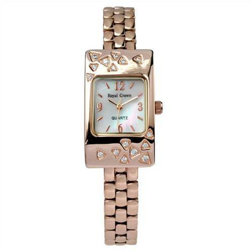 Đồng hồ nữ Royal Crown 3812 Gắn đá sang trọng