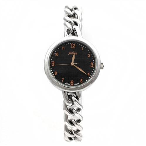 Đồng hồ nữ mặt tròn Julius JA-561