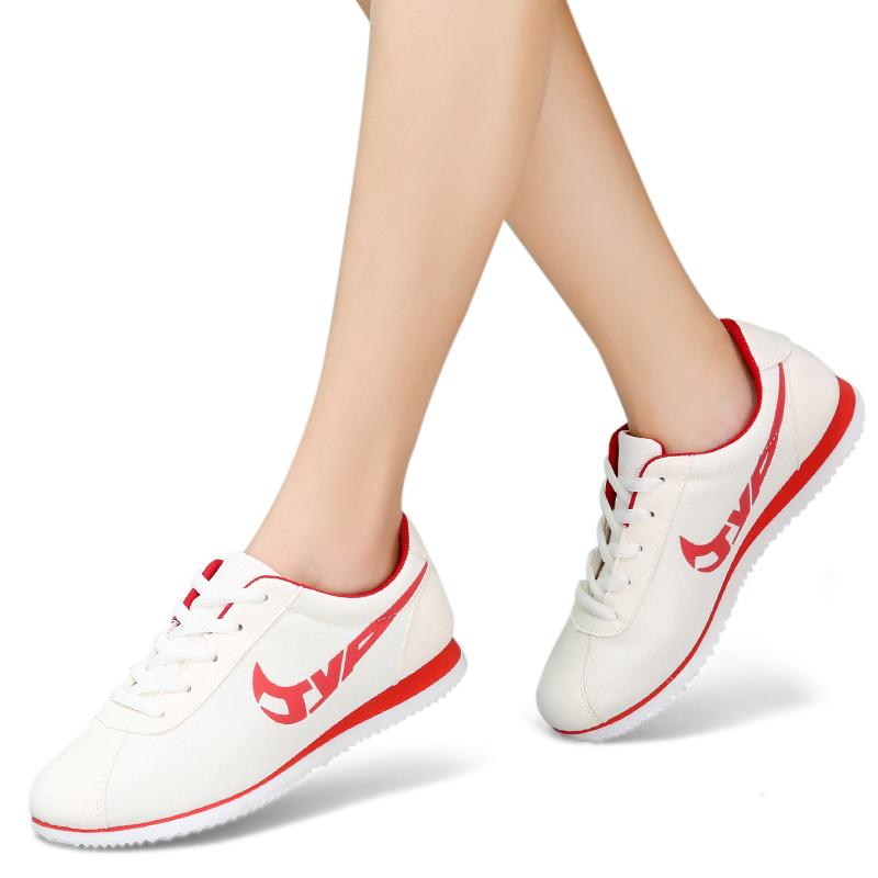 Giày thể thao nữ vải nano pha da lộn Wadnaso