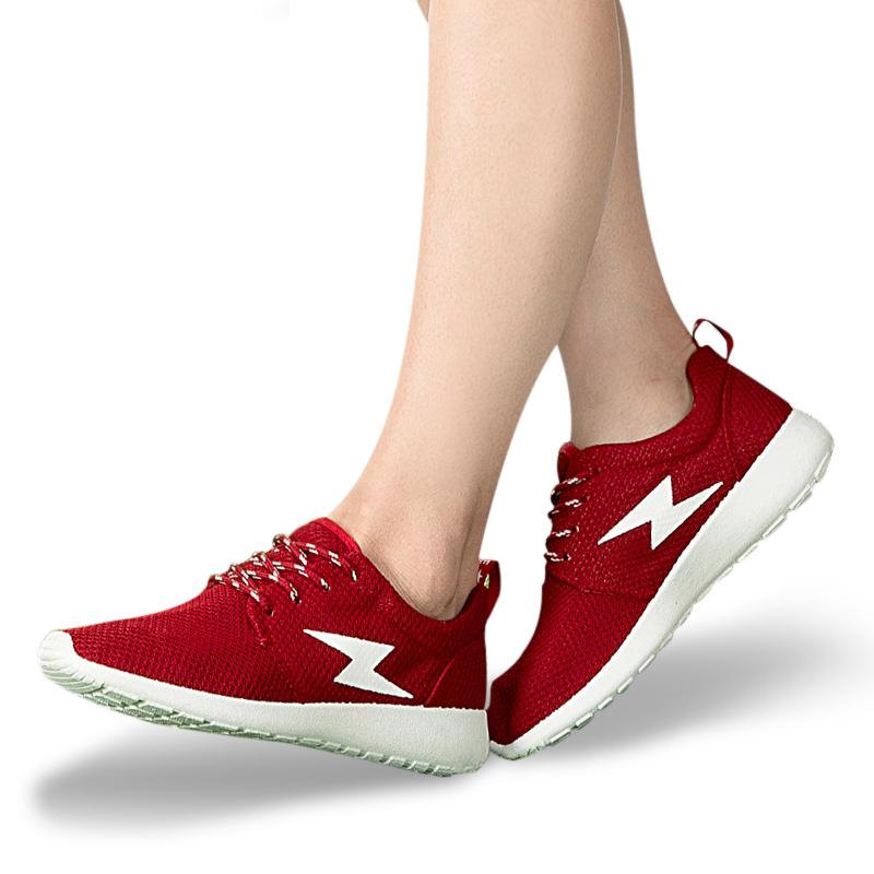 Giày lưới thể thao nữ Tia chớp Wadnaso