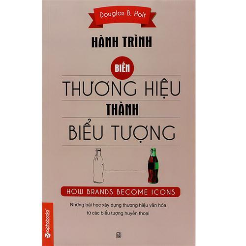 Image result for HÀNH TRÌNH BIẾN THƯƠNG HIỆU THÀNH BIỂU TƯỢNG