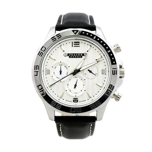 Đồng hồ nam dây da Julius JAH-061